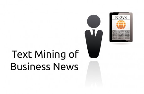 Text Mining of Business News