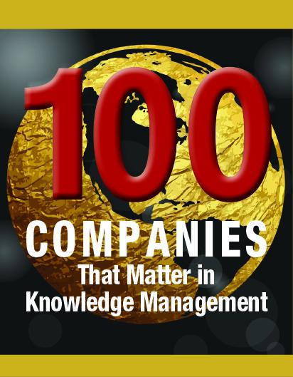 Knowledge management award image
