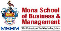 Mona School of Business and Management West Indies logo