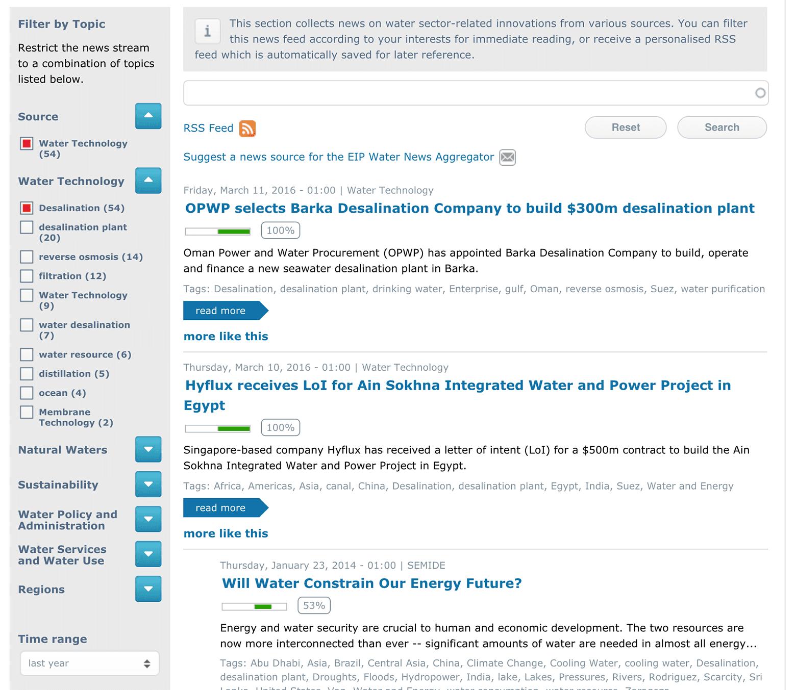 Drupal semantic search module image