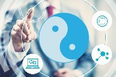 Taxonomies and Ontologies – The Yin and Yang of Knowledge Modelling
