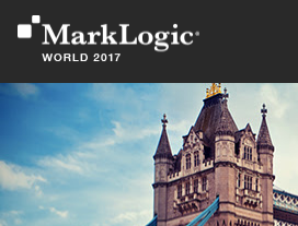 MarkLogic World London 2017