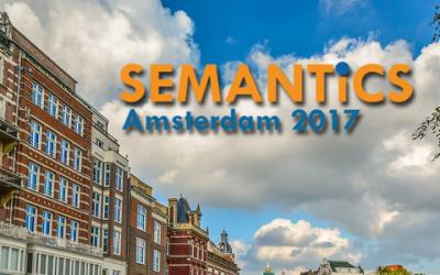 SEMANTiCS 2017, Amsterdam