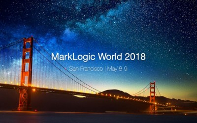 MarkLogic World 2018