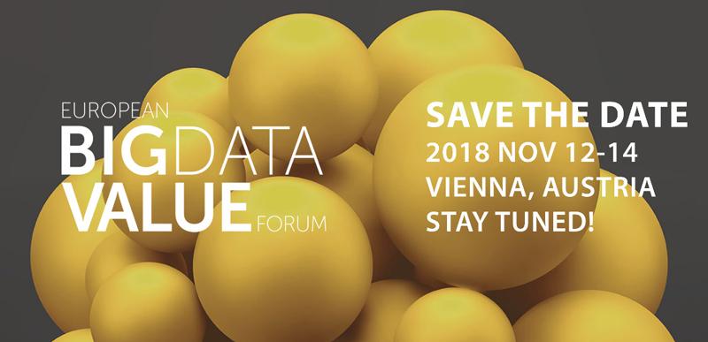 European Big Data Value Forum 2018
