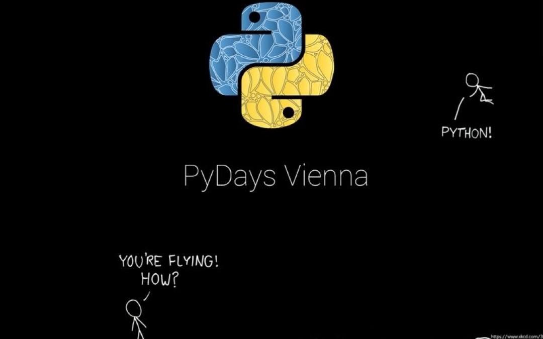 PyDays Vienna – Austria's largest Python event!