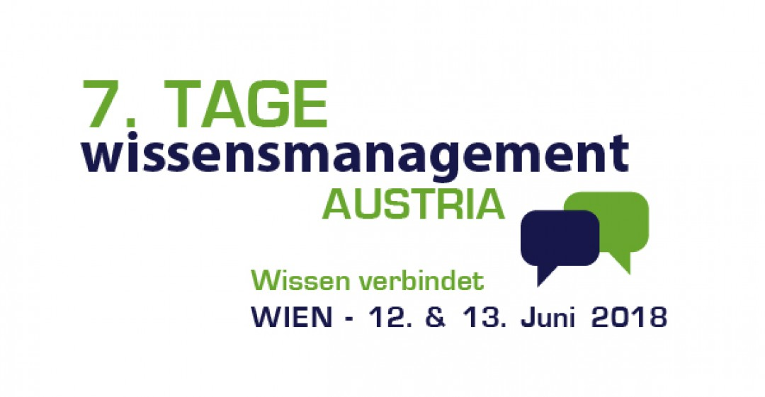 Knowledge Management Conference Austria 2018
