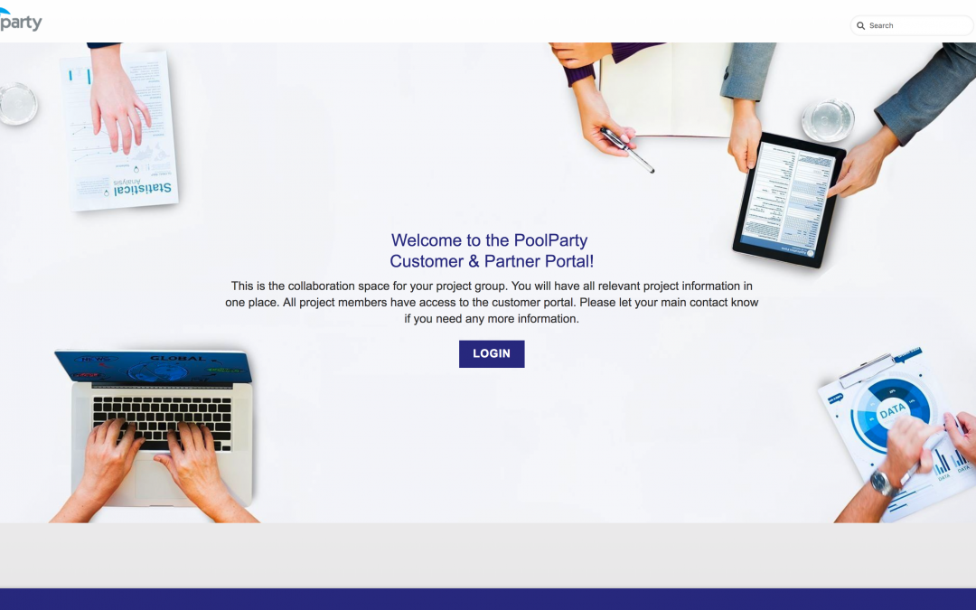 Introducing the new PoolParty Customer & Partner Portal