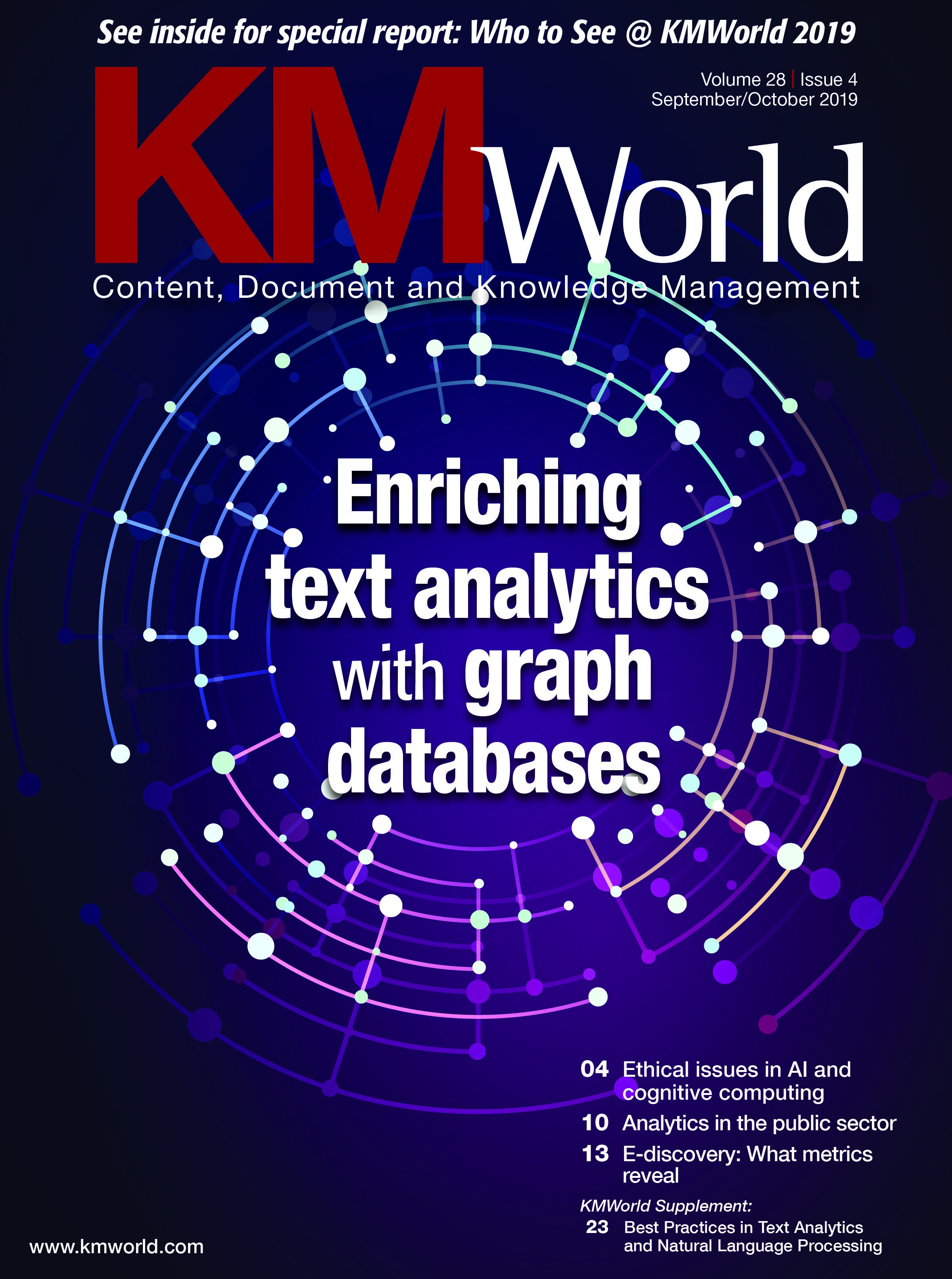 KMWorld interviews CEO of Semantic Web Company