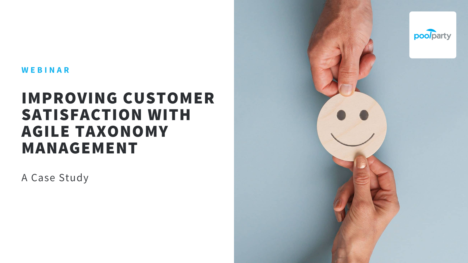 Webinar: Agile Taxonomy Management for Customer Satisfaction
