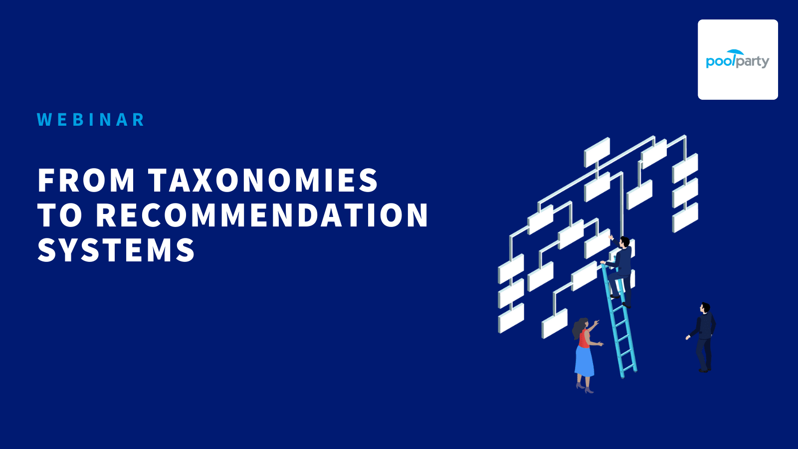 Webinar_ From Taxonomies to Recommendation Systems