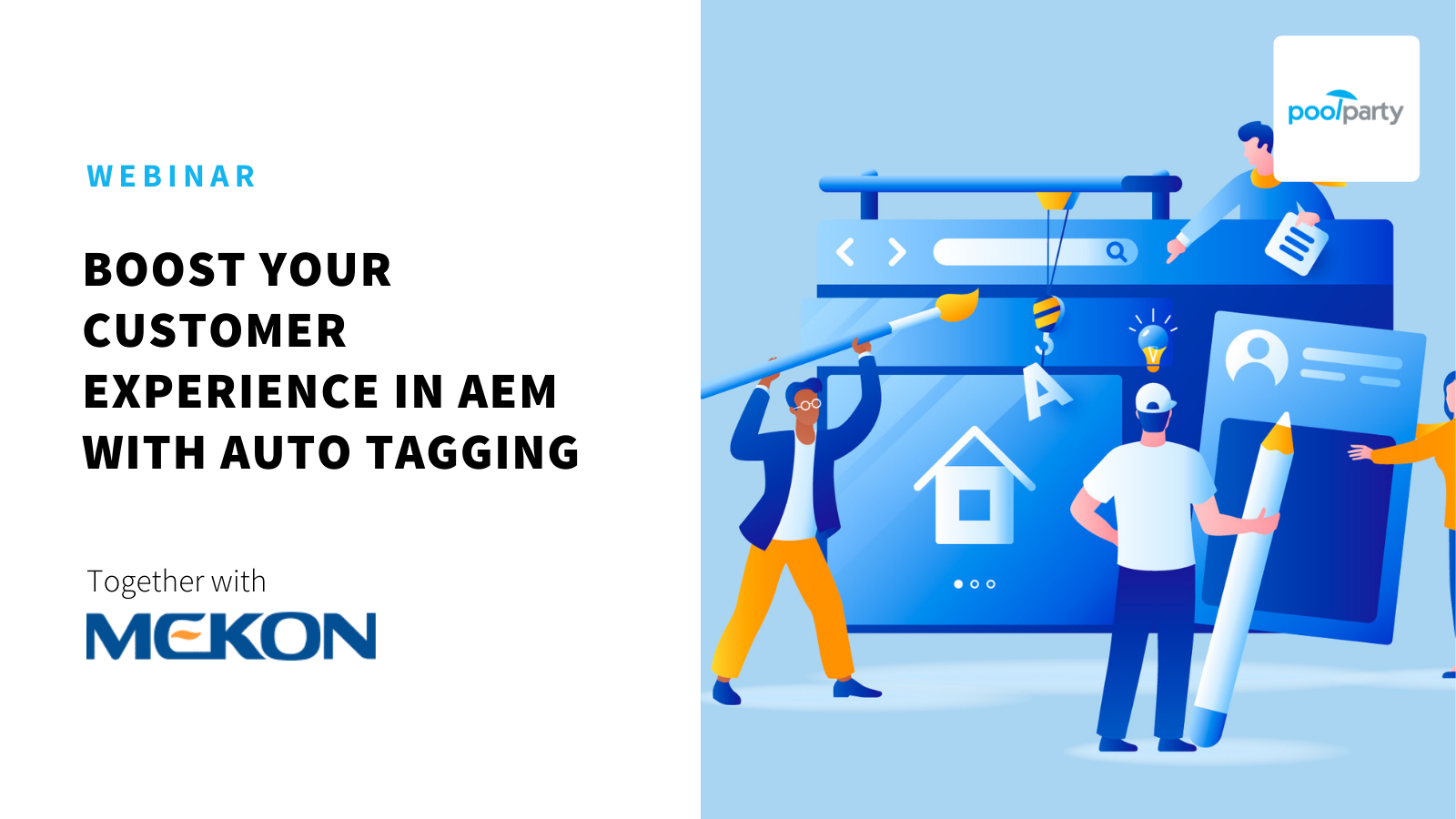 Webinar: Boost your Customer Experience in AEM with Auto Tagging
