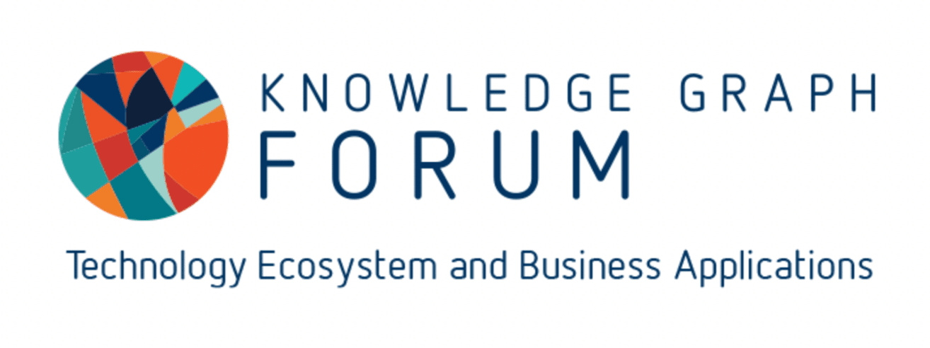 Logo for the Knowledge Graph Conference 2021